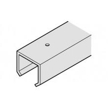 Шина ходовая SILENT 40 / A алюминий без покрытия 3.0м