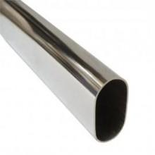Труба овальная 30*15mm, L-3000mm