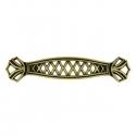Ручка Ferro Fiori D 4070.096 античная бронза