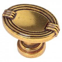 Ручка Ferro Fiori CL 7040.01 античное золото
