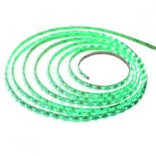8541.40.90.00 LED - 3528 SMD лента, 60 LEDs/M, 4.8W, 12V.IP20, зеленый свет