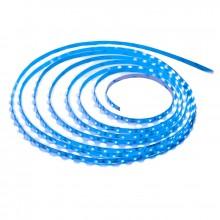 8541.40.90.00 LED - 3528 SMD лента, 60 LEDs/M, 4.8W, 12V, IP20, синий свет