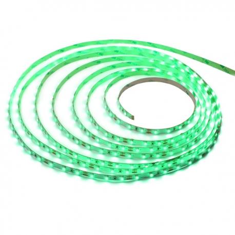 LED-3528 SMD лента, 60 LEDs/M, 4.8W, 12V, L-1000mm, IP20, зеленый свет - остаток