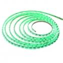 LED-3528 SMD лента, 60 LEDs/M, 4.8W, 12V, L-1000mm, IP20, зеленый свет