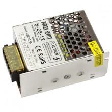 8541.40.90.00 Блок питания для LED, 60W, 12V, IP20, метал. корпус