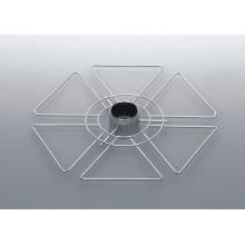 Полка для бокалов I 360 хром (Д-р360мм) REJS