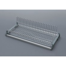 Сушка для посуды одноуровневая Variant 400 хром REJS