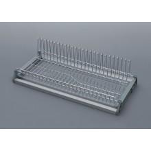 Сушка для посуды одноуровневая Variant 800 хром REJS