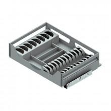 Функциональный ящик Сушка в корпус 800мм, алюминий