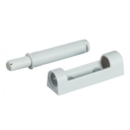 8505.11.00.00 Механизм PushOpen Magnit mini серый Muller