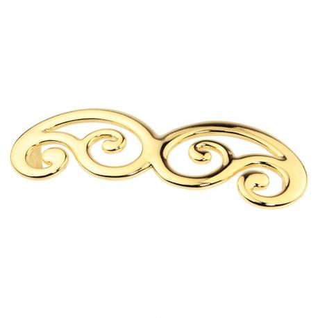 Ручка Bosetti Marella D 15072.128 золото полированное