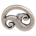 Ручка Bosetti Marella D 24172.01 античное серебро
