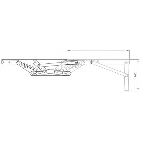 Механизм PF 070-5