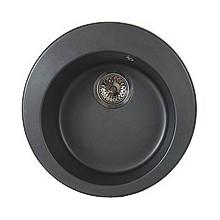 Мойка Fosto D470 без сифона 420 черный