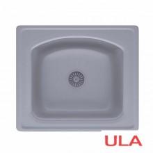 Мойка ULA HB 6112 ZS 480*420 decor 0.8mm