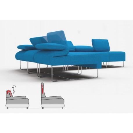 Механизм регулировки спинки дивана - PP 270-0