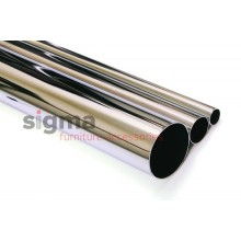 Труба хромированная Sigma D-25mm, L-3000mm