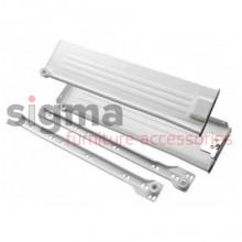 Метабокс 118 mm l-450 белый Sigma
