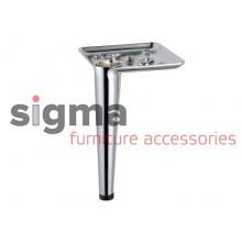 Ножка мебельная SBN 309 хром