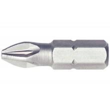 PZ-наконечник для шуруповерта короткий 1, 4 винт d 3,5-5,0 мм