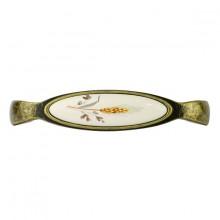 Ручка Ferro Fiori CR 9020.128.C античная бронза | рисунок