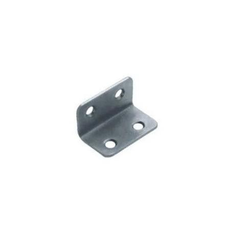 Уголок металлический одинарный 40x40x23