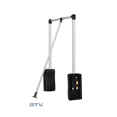Пантограф 600-830 мм с доводчиком GTV PG-GA608320