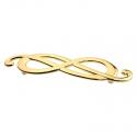 Ручка Bosetti Marella D 15036.064 золото полированное