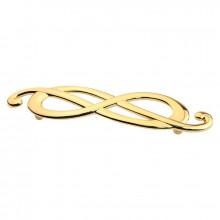 Ручка Bosetti Marella D 15036.096 золото полированное