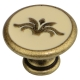 Ручка Bosetti Marella D 24177.01.030 бронза І кремовая эмаль