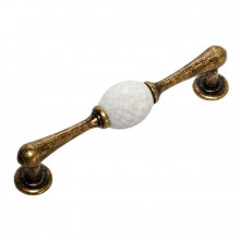 Ручка мебельная Alliste C600.128.AEB Cracle