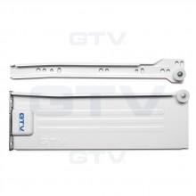 Метабокс GTV 086 mm l-300 белый