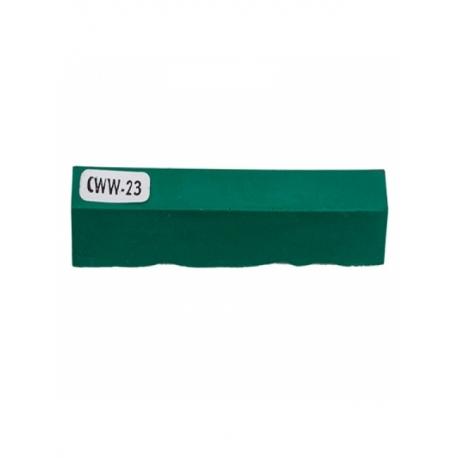 Восковый карандаш (23) зеленый