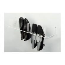 Подставка / держатель для обуви для 3-х пар, сталь,630x160x110мм