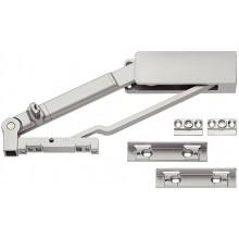 Фурнитура для раздвижных дверей с амортизатором Pegaso20VFD 600 мм