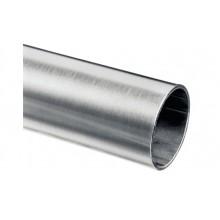 Труба 2500 мм, D38, 1 х1, 27 мм, нержавеющая сталь