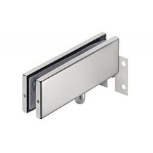 Ответная часть к петле верхней для маятниковых дверей, нержавеющая сталь, 164.9х71х63мм